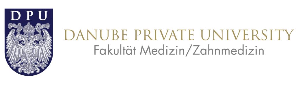 Doktorand*in im Bereich der Physiologie an der DPU - Danube Private University - Logo
