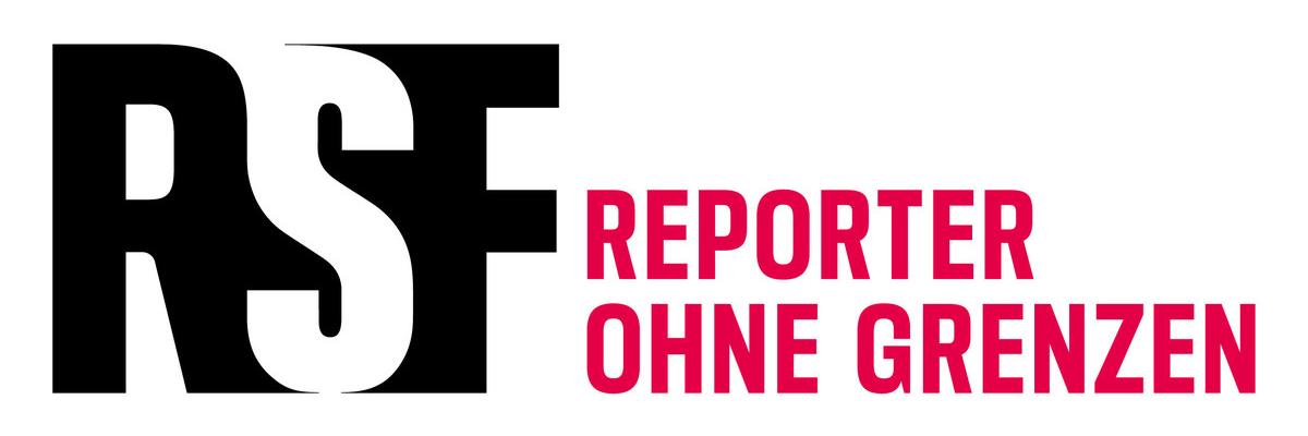 """Werkstudent*in """"Berliner Stipendienprogramm zur Stärkung von Journalist*innen im digitalen Raum"""" - Reporter ohne Grenzen e.V. - Logo"""