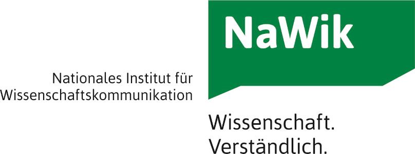Vertriebsmitarbeiter / Sales Manager (m/w/d) - Nationales Institut für Wissenschaftskommunikation (NaWik) gGmbH - Logo