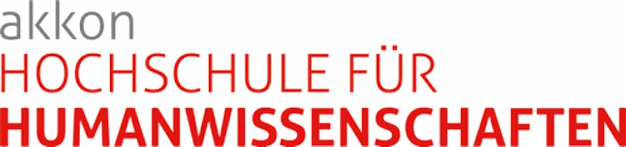 Studentische Hilfskraft (m/w/d) - Akkon Hochschule für Humanwissenschaften - Logo