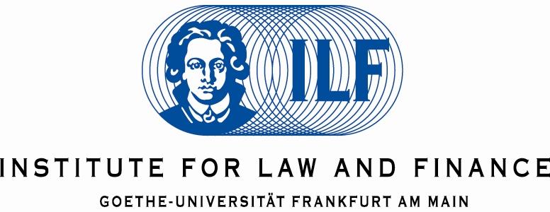 Studentische*r Mitarbeiter*in (m/w/d) gesucht - Goethe-Universität Frankfurt - Institute for Law and Finance - Logo