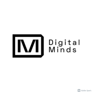 Praktikum - Online Marketing Manager (SEO, Affiliate, Content Marketing) - Digital Minds - Logo