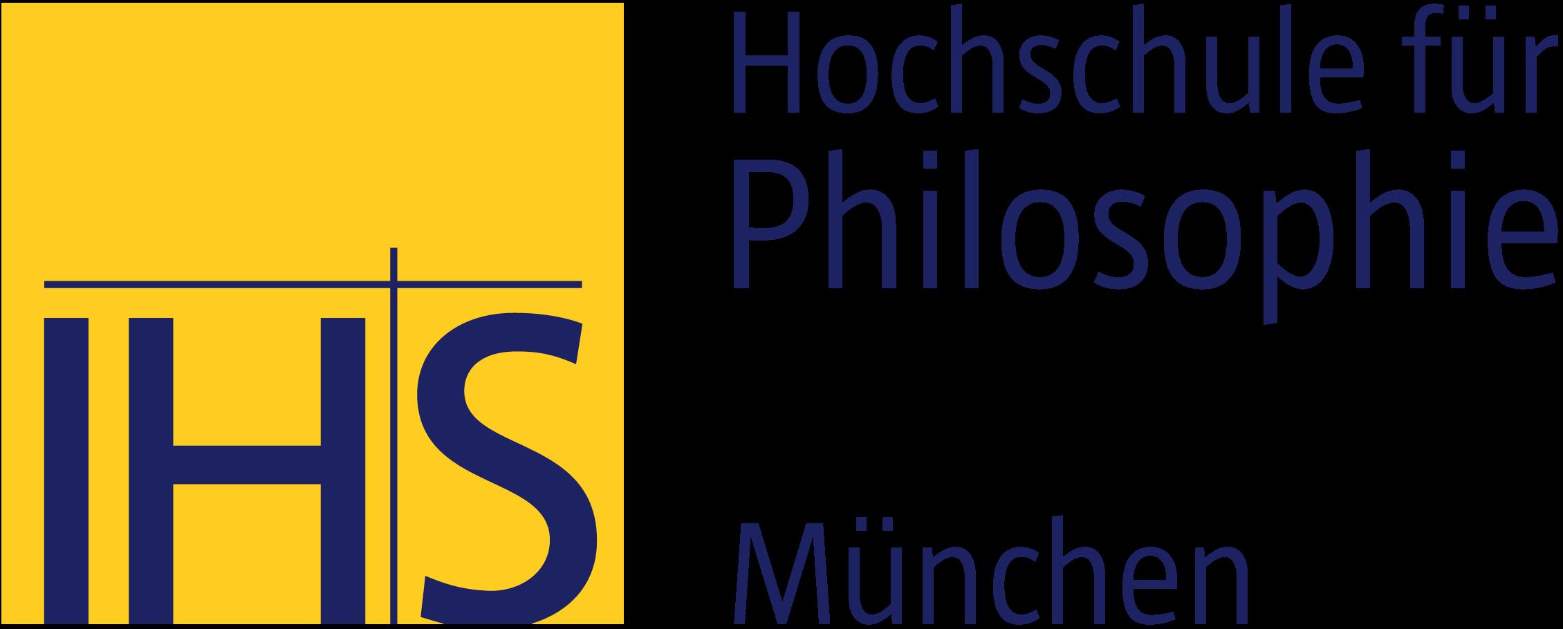 Promovierte Wissenschaftliche Mitarbeiter (m/w/d) Praktische Philosophie - Hochschule für Philosophie München - Logo