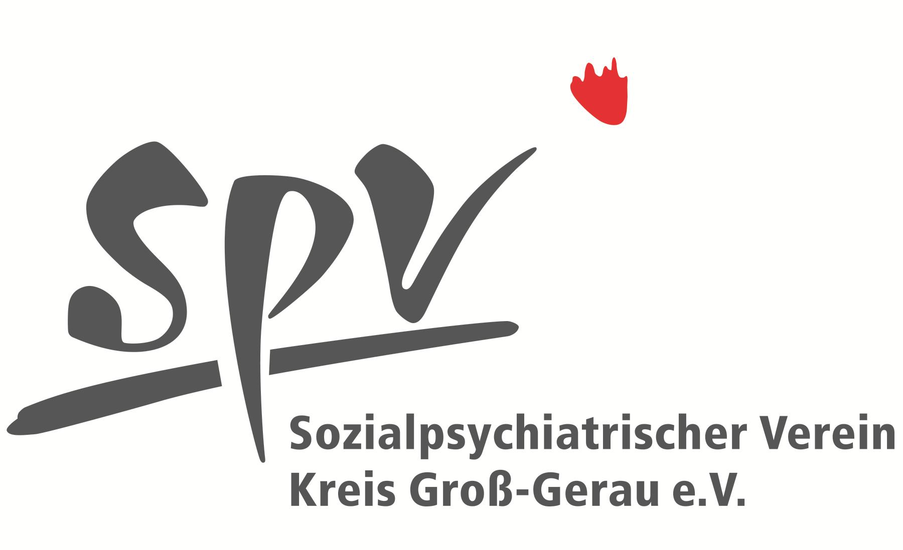 Geschäftsführung (m/w/d) - Sozialpsychiatrischer Verein Kreis Groß-Gerau e.V. - Logo