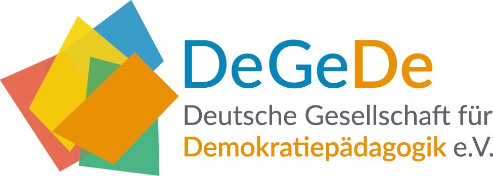 """Studentische Hilfskraft für das Projekt """"Klassenratsoffensive"""" gesucht - Deutsche Gesellschaft für Demokratiepädagogik - Logo"""