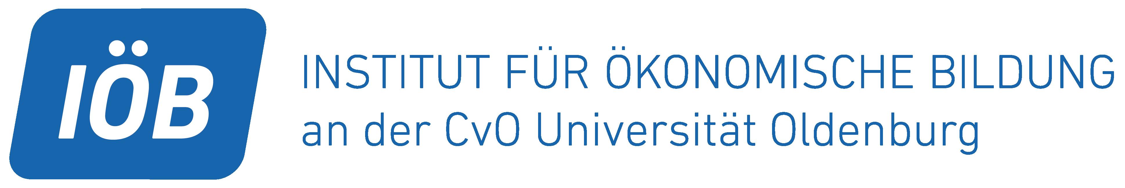 Bereichsleiter Empirische Forschung (m/w/d) - Institut für Ökonomische Bildung gGmbH - Logo