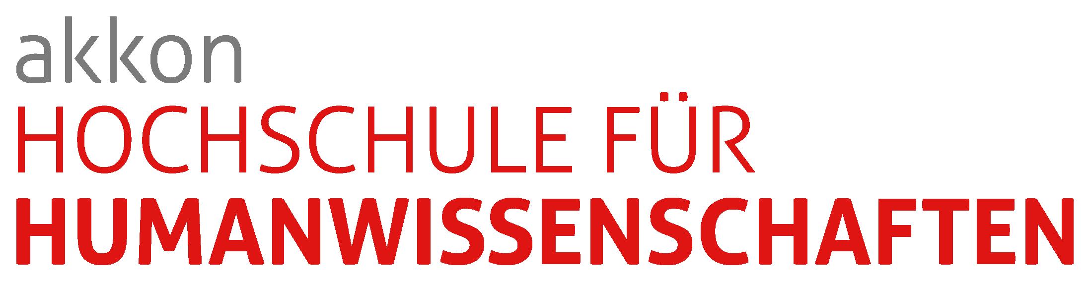 W2-Professur für Sozialwissenschaften und Management (50%/m/w/d) - Akkon Hochschule für Humanwissenschaften - Logo