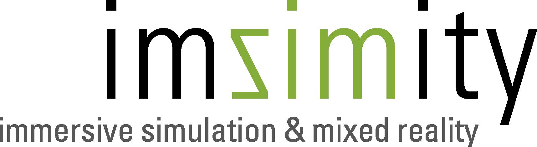 -ENTWICKLUNG (HTML 5 | CSS | TEMPLATING) und / oder - 3D-PROGRAMMIERUNG MIT UNITY 3D - imsimity GmbH - Logo