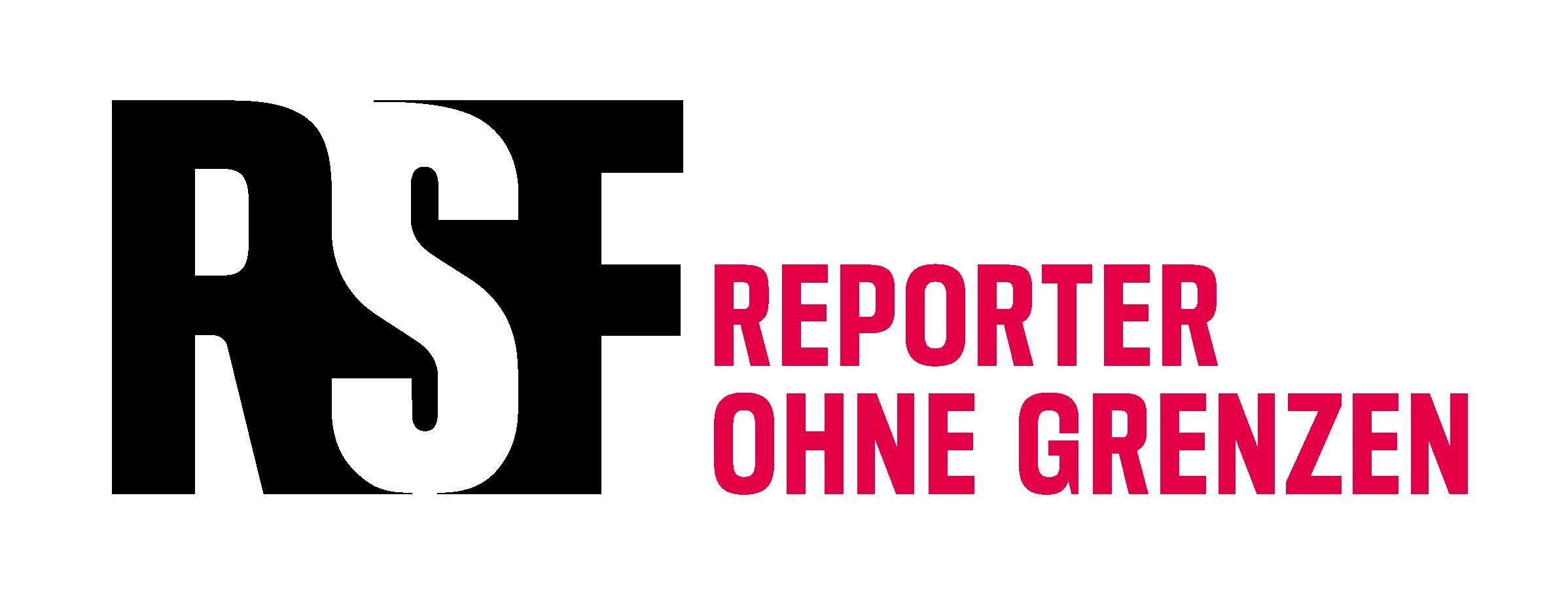 STUDENTISCHE*R MITARBEITER*IN FUNDRAISING (m/w/d, 20 Std.) - Reporter ohne Grenzen e. V. - Logo