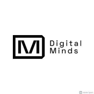 Praktikum - Online Marketing Manager (SEO, Affiliate, Content Marketing) - Digital Minds - Logo