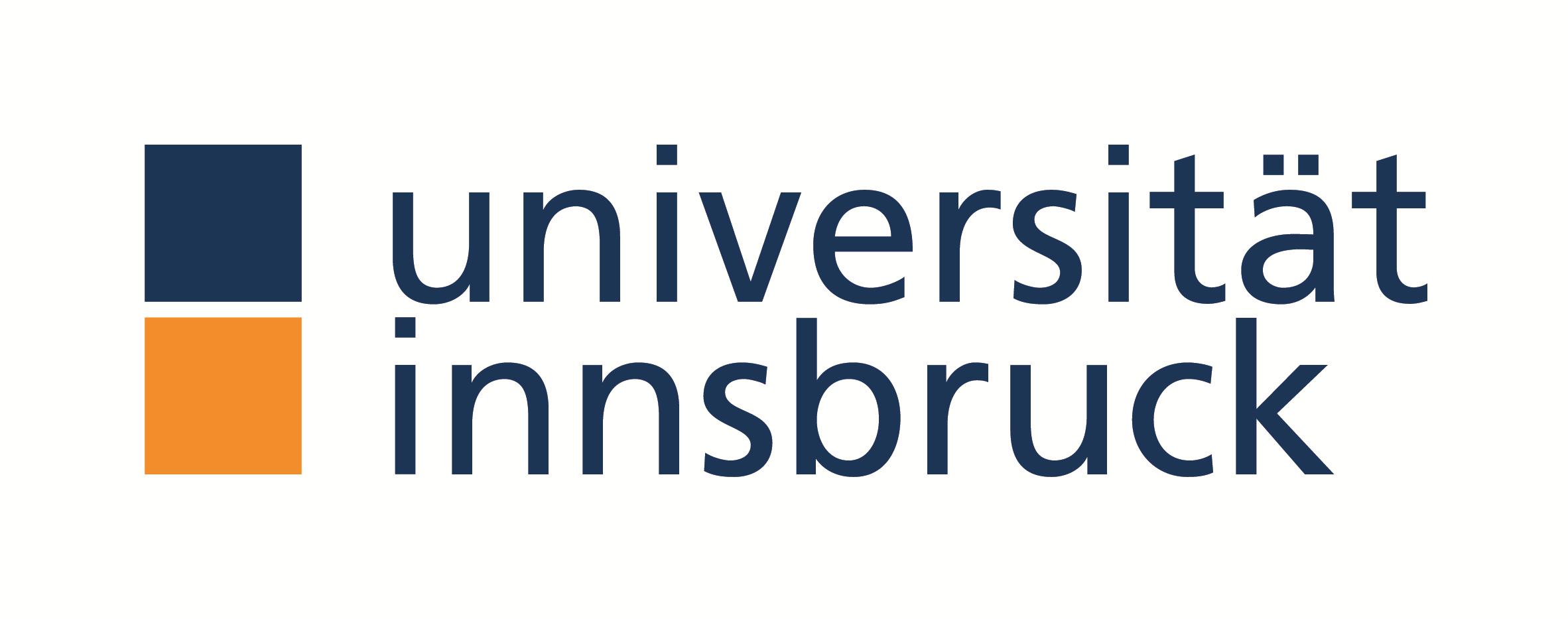 Research Assistant (m/w/d) - Institut für Politikwissenschaft, Universität Innsbruck - Logo