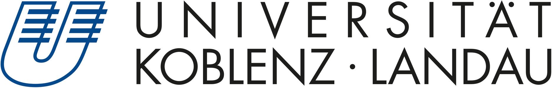 Professur (W3) für Didaktik des Deutschunterrichts: Sprachdidaktik  - Universität Koblenz-Landau - Institut für Germanistik - Logo