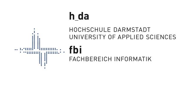 Lehrbeauftragte/r am Fachbereich Informatik - Hochschule Darmstadt - FB Informatik - Logo