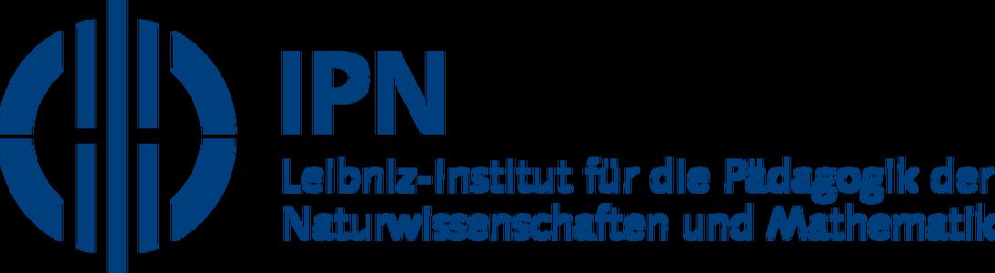 Eine Stelle im wissenschaftlichen Bereich (PostDoc, E13 TV-L,100%) - IPN - Leibniz-Institut für die Pädagogik der Naturwissenschaften und Mathematik - Logo