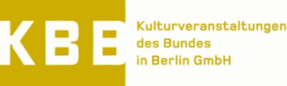 Leitung kuratorische Abteilung und Outreach (m/w/d) Gropius Bau - Kulturveranstaltungen des Bundes in Berlin GmbH - Logo