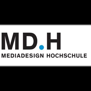 Professur im Fachgebiet Creative Business & Entrepreneurship (w|d|m) - Mediadesign Hochschule für Design und Informatik GmbH - Logo
