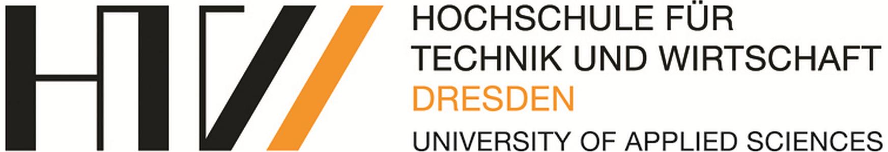 Professur (W2) Angewandte Geodäsie - Hochschule für Technik und Wirtschaft Dresden - Fakultät Geoinformation - Logo