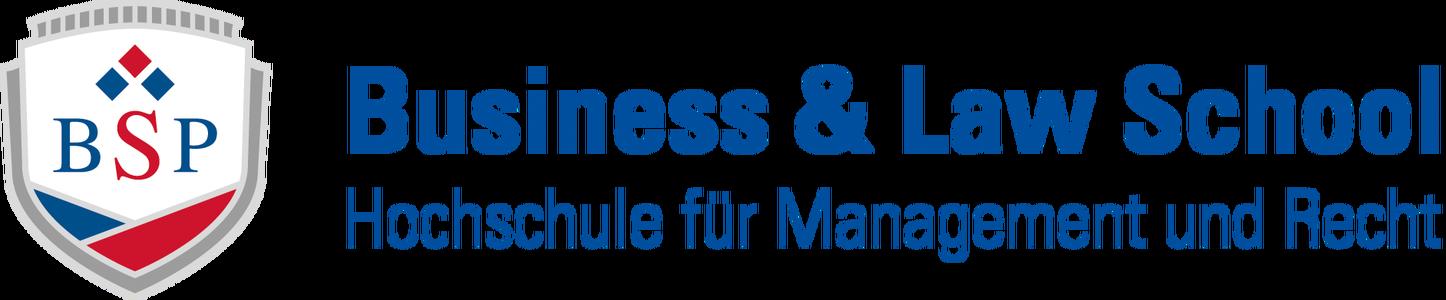Wissenschaftlicher Mitarbeiter Lehre und Forschung (m/w/d) - Lehrbereich Zivilrecht - BSP Business & Law School - Logo
