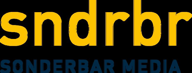 Studentisches Praktikum (Autor) im Bereich Nachhaltigkeit - Sonderbar Media GmbH - Logo