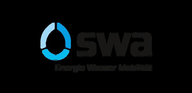 """Masterarbeit zum Thema """"Analyse unterschiedlicher Maßnahmen im Hinblick auf ihre CO2-Vermeidungskosten"""" (m/w/d) - Stadtwerke Augsburg - Logo"""