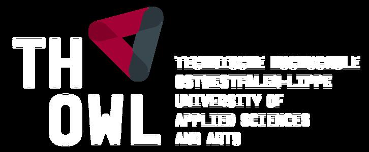 Professorship, W2 Business administration and law - Technische Hochschule OWL Dez. Personal und Organisation - Logo