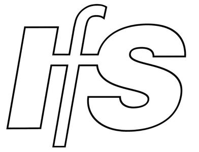 Projektleiter:in für den Bereich Stadtentwicklungs- und Wohnungspolitik - IfS Institut für Stadtforschung und Strukturpolitik GmbH - Logo