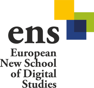 Postdoctoral Fellowship European New School of Digital Studies - European New School / European University Viadrina - Logo