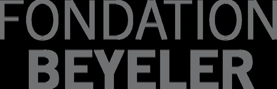 Leiter:in Sponsoring/Fundraising 100% - Fondation Beyeler - Logo